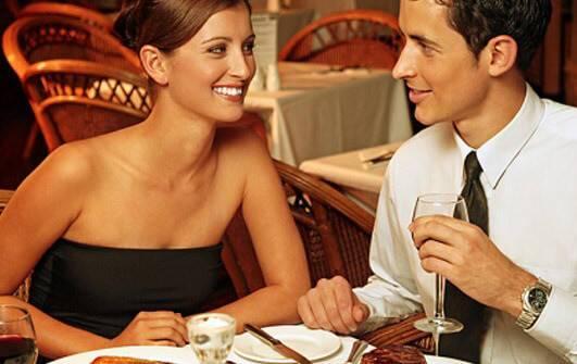 Women dating wealthy men